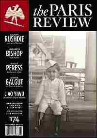 Cover of the new 'Paris Review'
