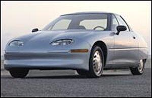 General Motors' EV-1