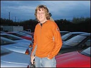 Filmmaker Chris Paine leased an EV-1 in 1997, on a whim.