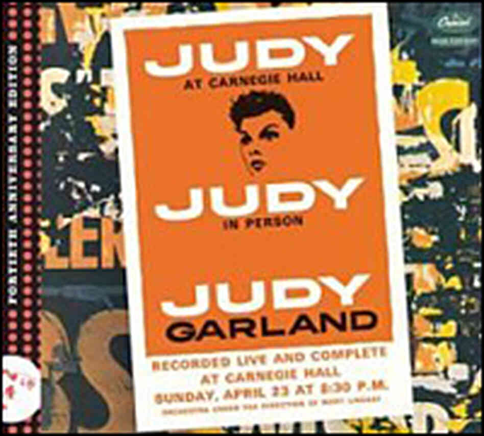 A 40th-anniversary recording of Garland's 1961 performance