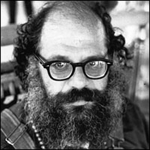 "Ginsberg, seen here in 1973, read ""Howl"" in public for the first time at the Six Gallery in San Francisco."