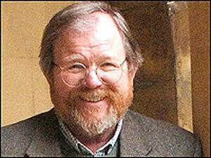 Bill Bryson in a publicity photo, 2006.