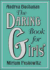 Book cover 'The Daring Book for Girls'