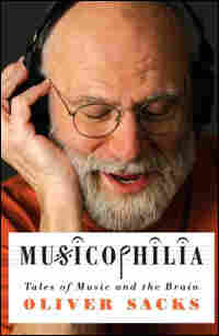 The cover of Dr. Oliver Sacks' book, Musicophilia.