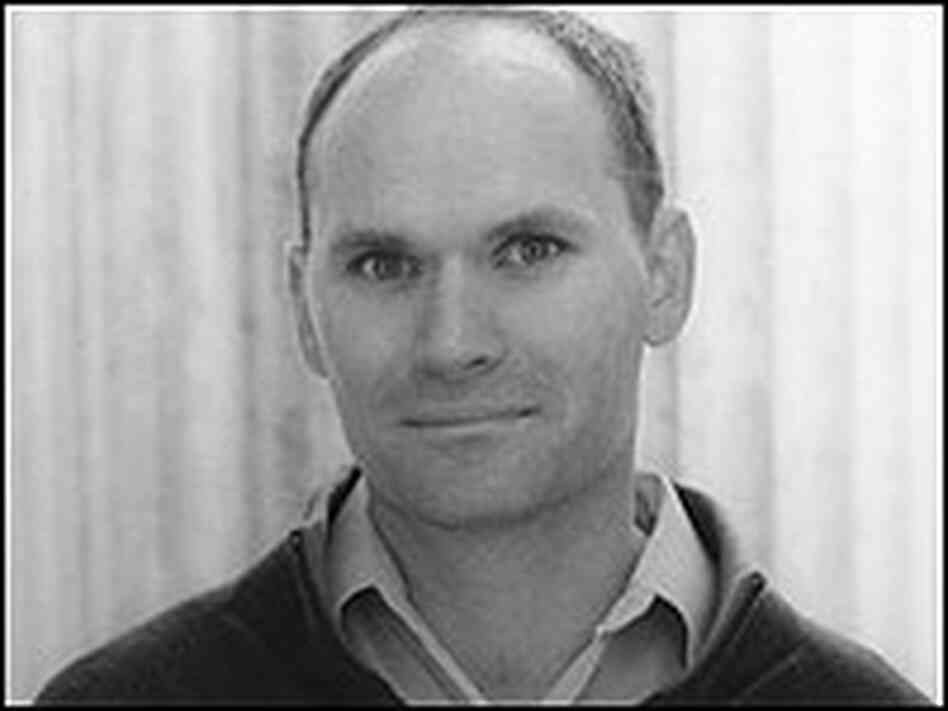 Photo of Anthony Doerr