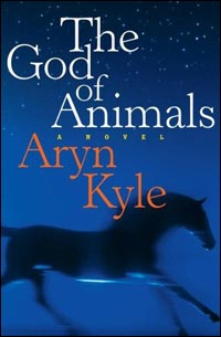 Cover Image: 'The God of Animals'