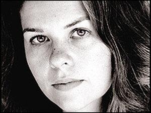 Headshort of novelist Aryn Kyle