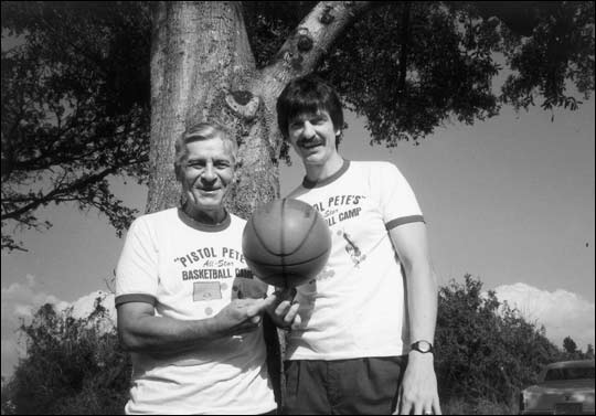 pistol pete the life and times of pete maravich