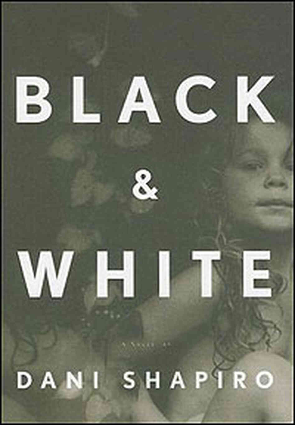 Black & White book cover