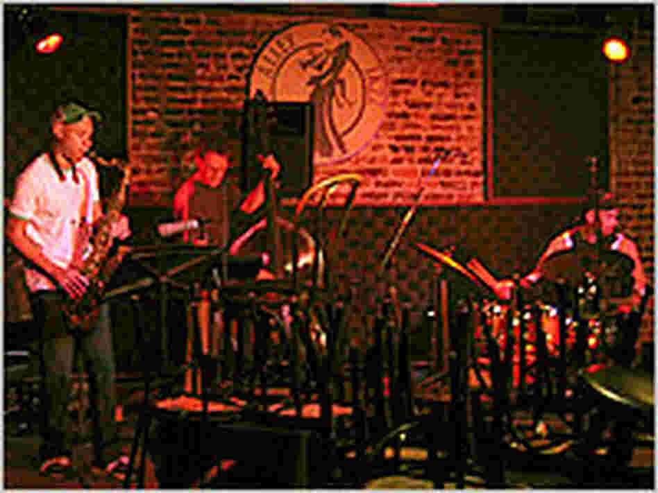 Joshua Redman at Blues Alley