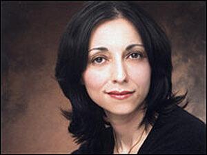 Author Marina Nemat