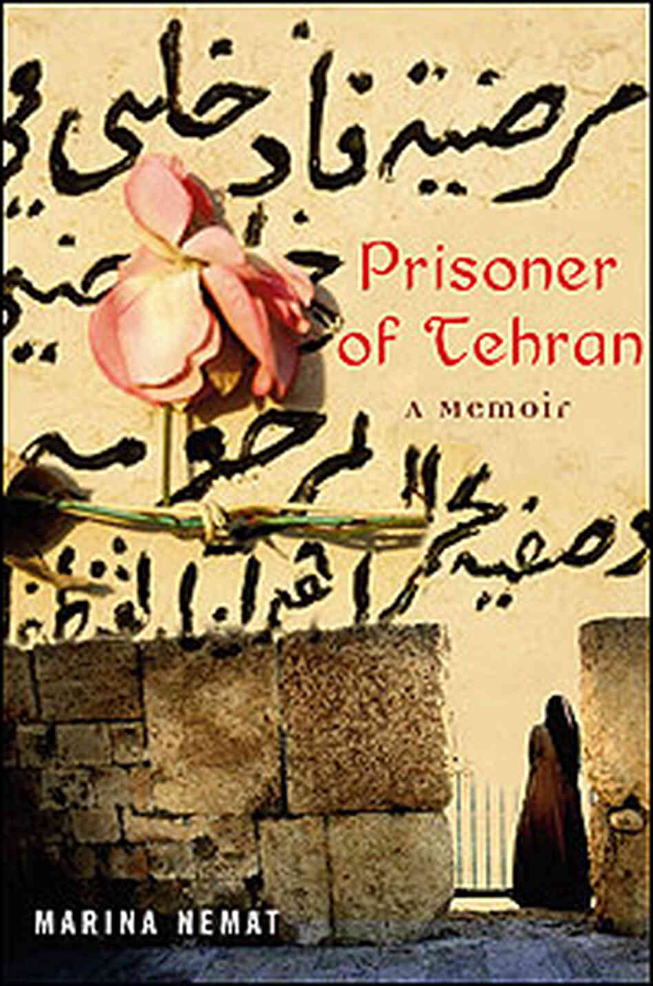 'Prisoner of Tehran' Book Cover