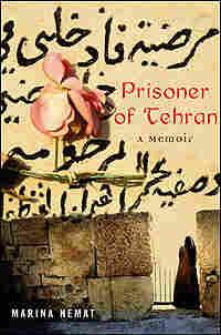 'Prisoner of Tehran' Book Cover