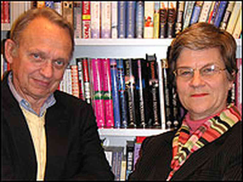 Image of book authors.