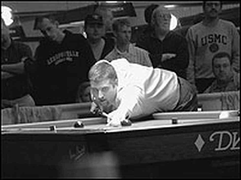 Danny  Basavich dropped out of high school and went on to become a legendary pool player.