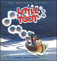 'Little Toot' Book Cover
