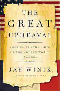 'The Great Upheaval' Book Cover