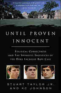 'Until Proven Innocent' Book Cover