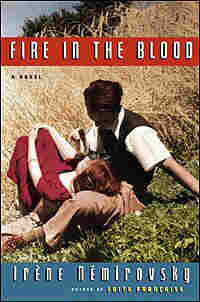'Fire in the Blood' Book Cover