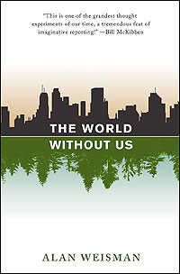 'The World Without Us' Book Cover