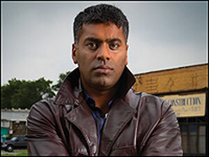 Sudhir Venkatesh spent seven years inside one of Chicago's worst housing projects.
