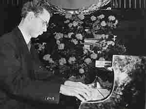 Daniel Pollack at the 1958 Tchaikovsky Competition
