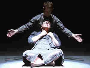 Soprano Dawn Upshaw and dancer Michael Schumacher