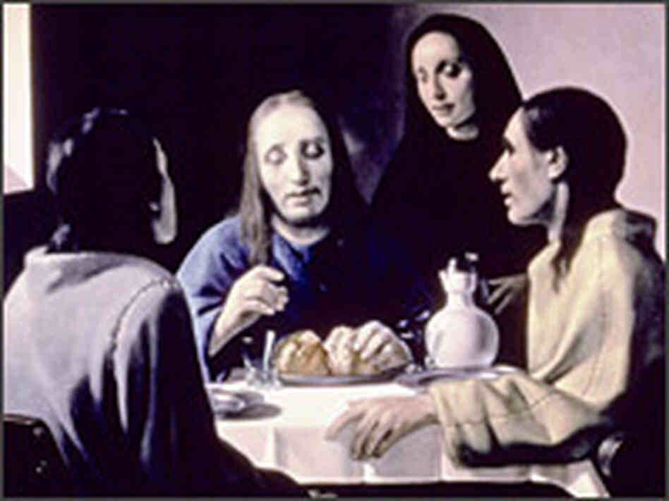 'Christ at Emmaus' launched Van Meegeren's career as a forger.