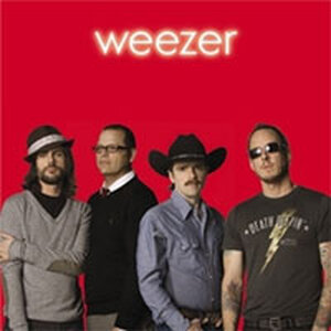 Weezer The Red Album cover