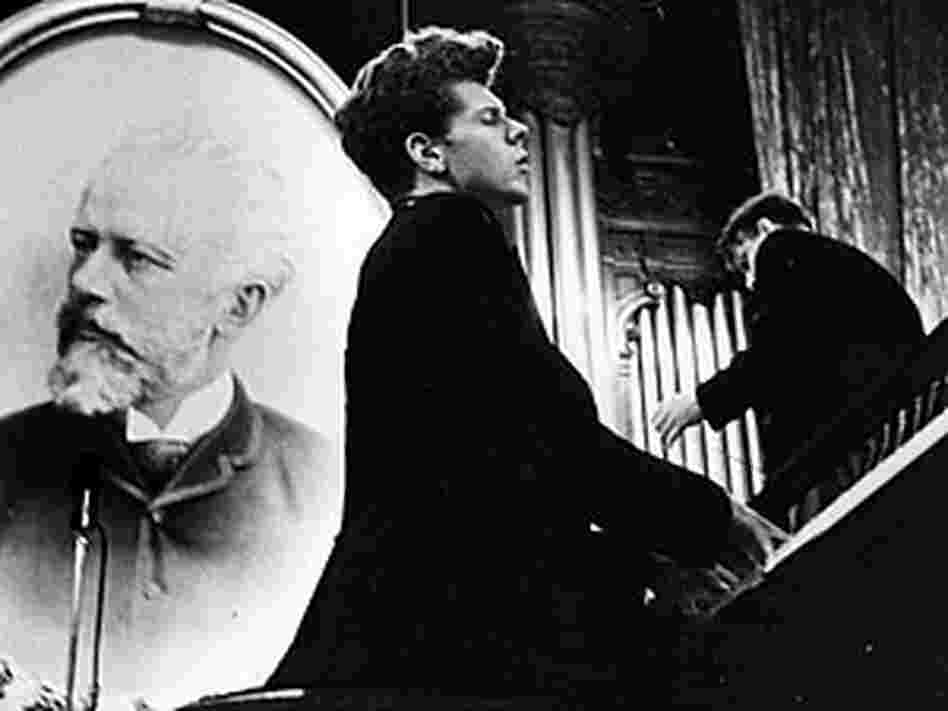 Van Cliburn in Moscow, April 1958