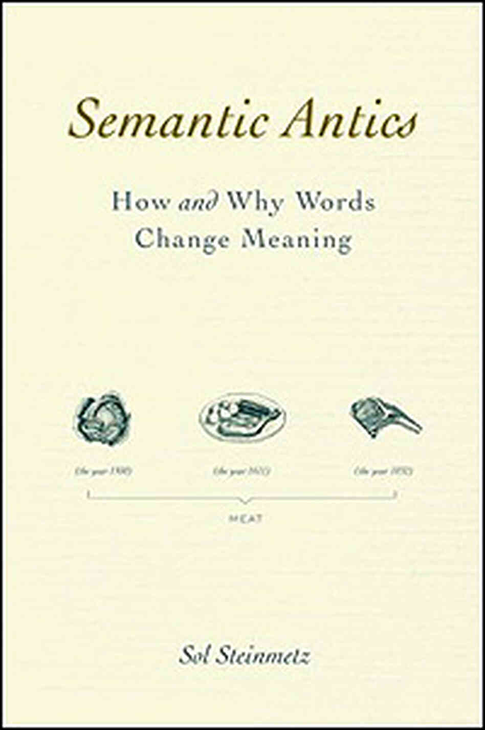 'Semantic Antics' book cover