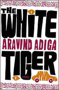 'The White Tiger' Book Cover