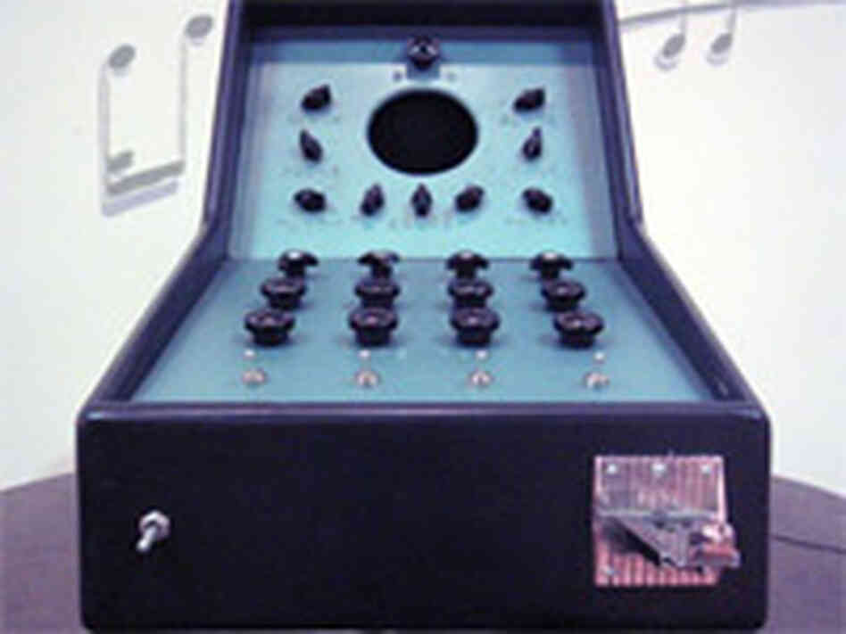 Coin-Operated Melody Gin (200)