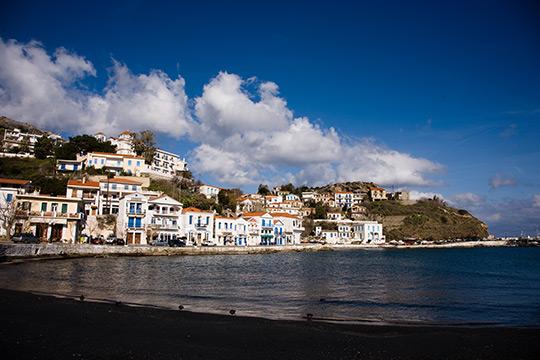 The island of Icaria