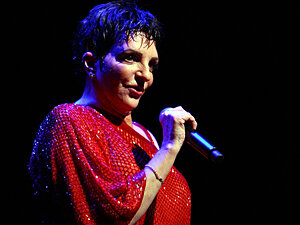 Liza Minnelli's New Show Honors Godmother Kay Thompson : NPR