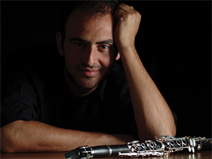 Syrian clarinetist and composer Kinan Azmeh is one of many artists from the Arab world performing at the Kennedy Center in Washington, D.C.  Azmeh has played with the Syrian National Symphony Orchestra and has released three albums with his ensemble Hewar.