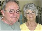 Bob and Jane Cull. Wade Goodwyn/NPR