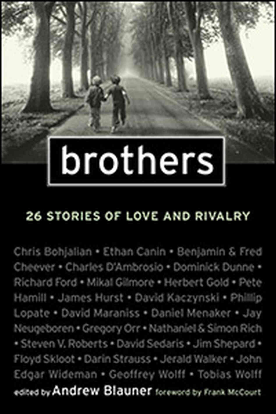'Brothers: 26 Stories of Love and Rivalry'