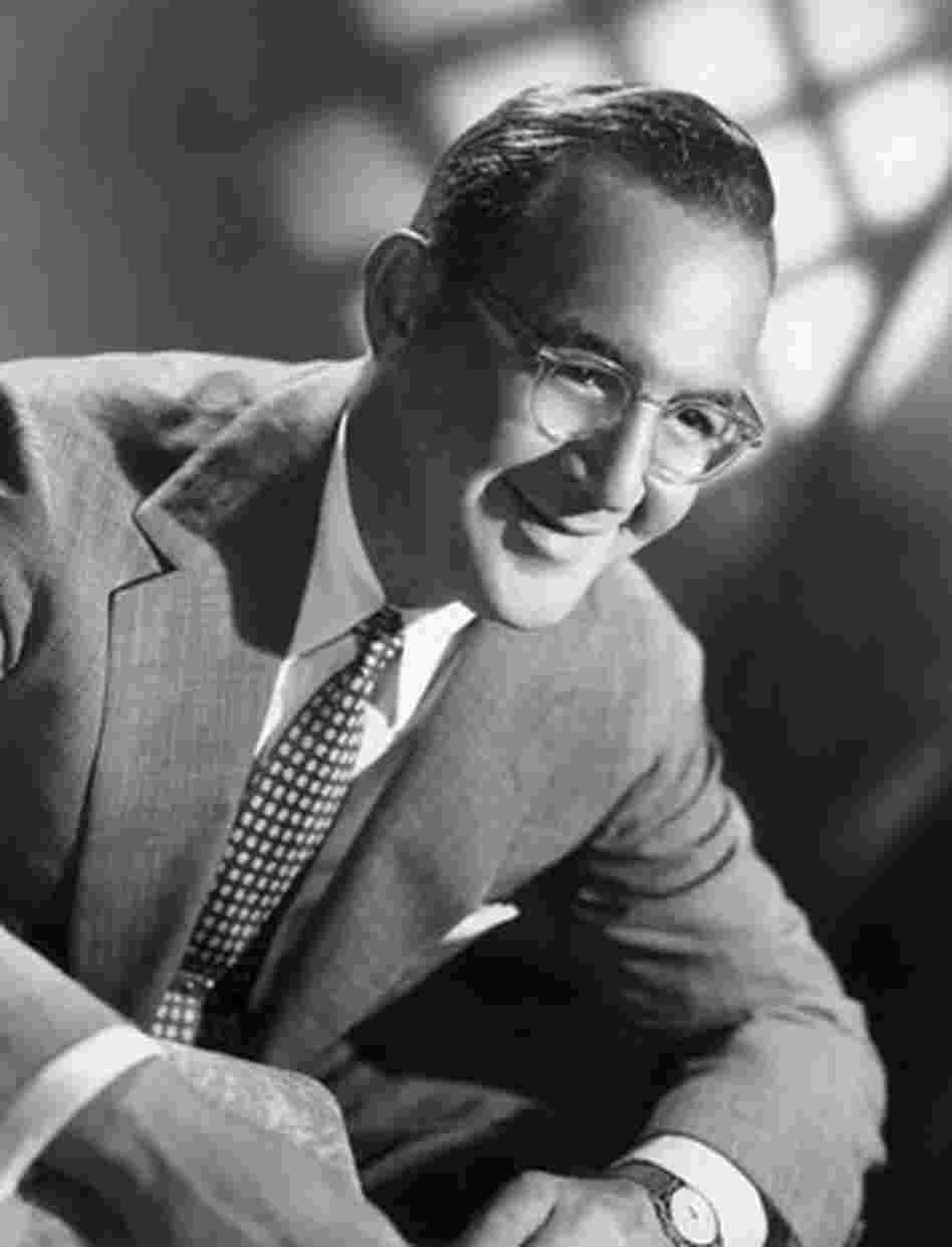Benny Goodman (300 tall)