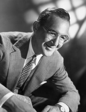 Beyond making jazz a viable music form, Benny Goodman was the first to hire an African-American, Teddy Wilson, to play piano onstage with a white band.