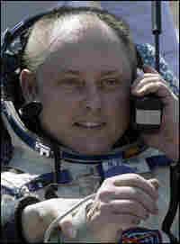 U.S. astronaut Michael Fincke
