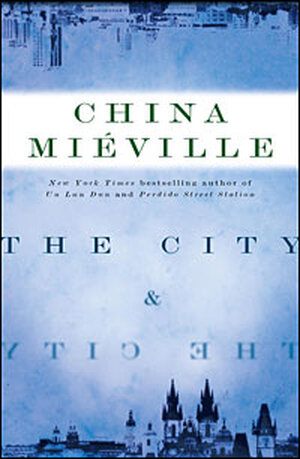 Cover: 'The City And The City'