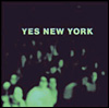 'Yes New York' album cover