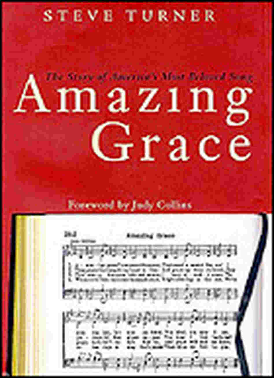 Bookjacket of 'Amazing Grace'