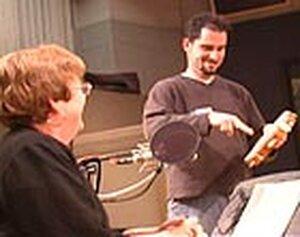 NPR's Liane Hansen and Charlie Hunter