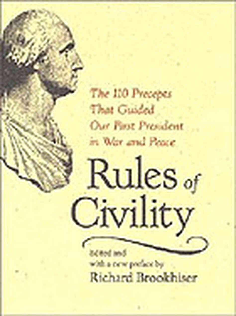 Book cover for 'Rules of Civility'