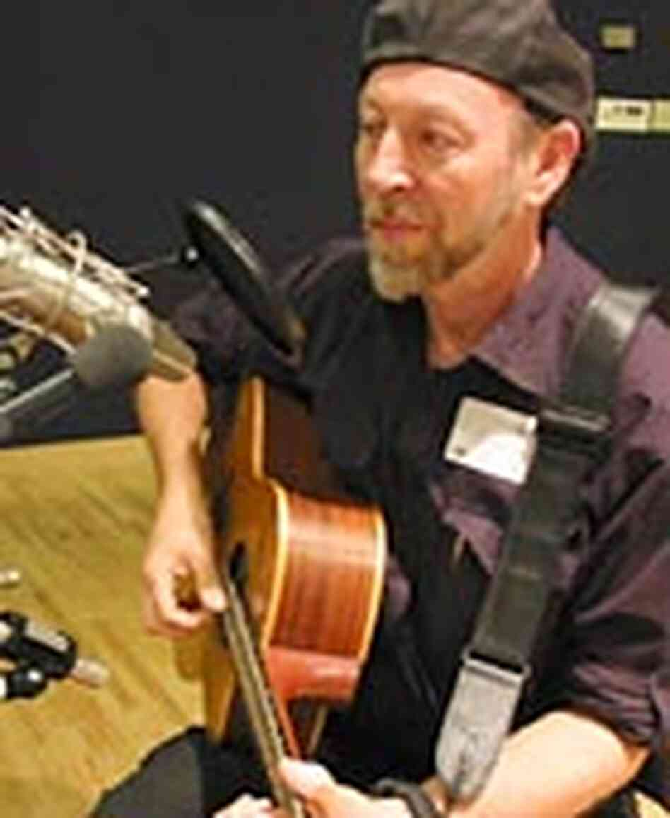 Richard Thompson in NPR's Studio 4A in Washington, D.C.