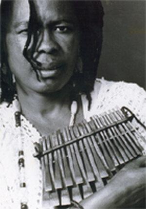 Mbira player Stella Chiweshe