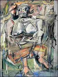 De Kooning's 'Woman I'