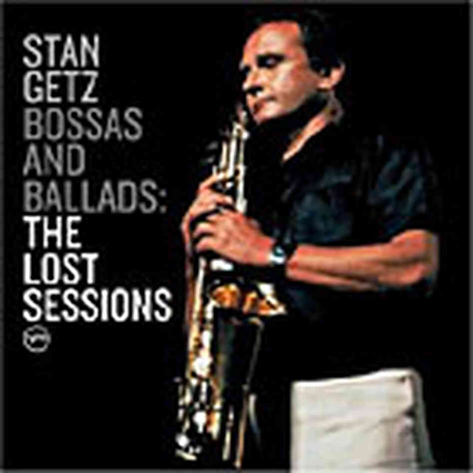 CD cover of 'Bossas and Ballads: The Lost Sessions'